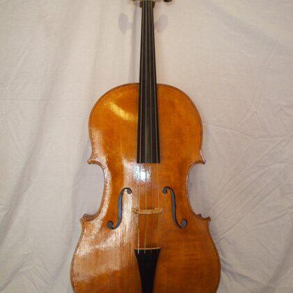 Violoncel barroc 2014