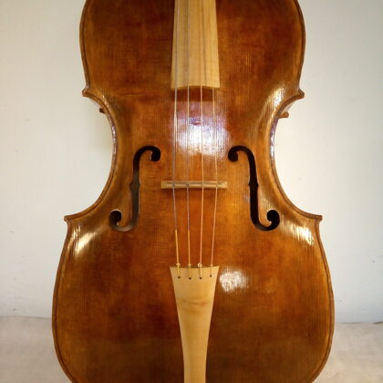 Violoncel barroc 2019