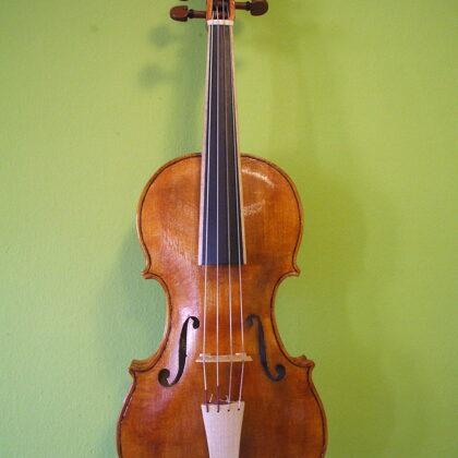 Violín barroco 2014