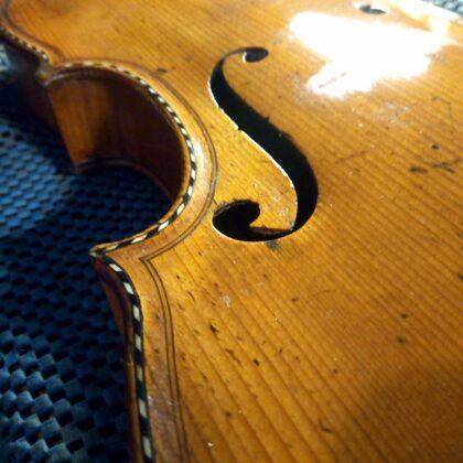 violín F. España