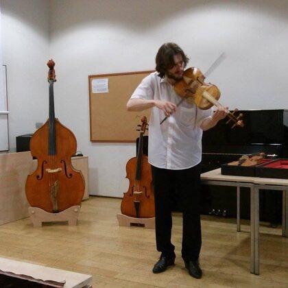 Muestra de instrumentos ESMUC 2016